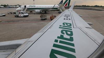 Lufthansa will um Beteiligung an Alitalia kämpfen
