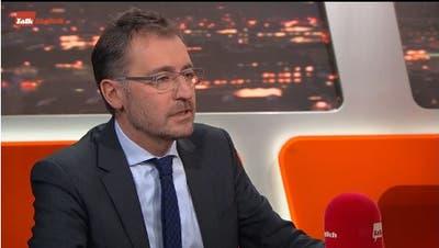 «Lächerlich, diese Inszenierung»: Rheintaler SVP-Nationalrat Büchel wettert im TV-Talk über Klimaschützerin GretaThunberg