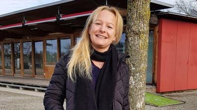 Anita Eugster freut sich auf ihre Aufgabe als Wirtin im Kellen-Restaurant.(Bild: Rudolf Hirtl)