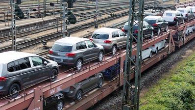 Lieferverzögerungen bremsten Auto-Neuzulassungen in der Schweiz