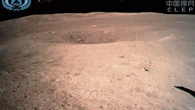 China schafft als erste Weltraumnation Landung auf Mond-Rückseite