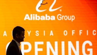 Chinesischer Amazon-Rivale Alibaba wächst mit abgebremstem Tempo