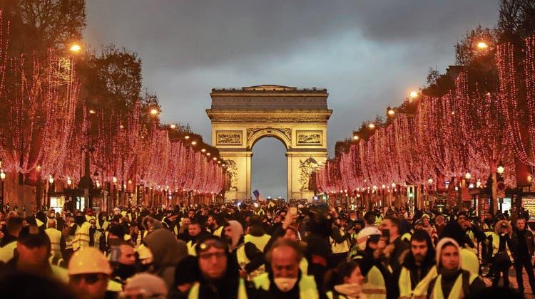 Proteste, Konzerte oder das Internet: «Vom Sog der Massen und der neuen Macht der Einzelnen»