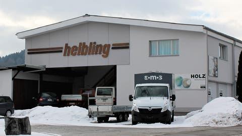 Die Liegenschaft an der Wilerstrasse 225 wird auch nach dem Verkauf des Unternehmens im Besitz der Familie Helbling bleiben. (Bild: Andrea Häusler)