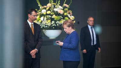 Kanzlerin Angela Merkel wurde nicht zum ersten Mal Opfer eines Hackerangriffs. (Bild: Jens Büttner/DPA-Zentralbild (Berlin, 23 Oktober 2018))