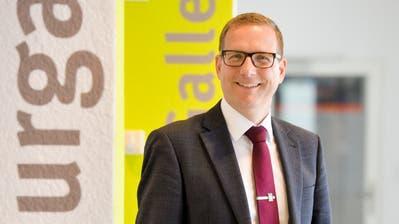 Marcus Kradolfer, Direktor Polizeischule Ostschweiz. (Bild: Donato Caspari)