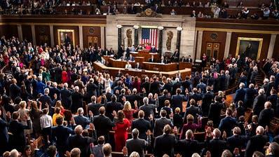US-Repräsentantenhaus stimmt für Ende der Haushaltssperre