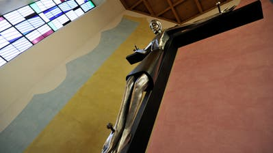 In der katholischen Kirche von Aadorf war der Pfarr-Kandidat von Riehen bis 2010 tätig. (Bild: Reto Martin)
