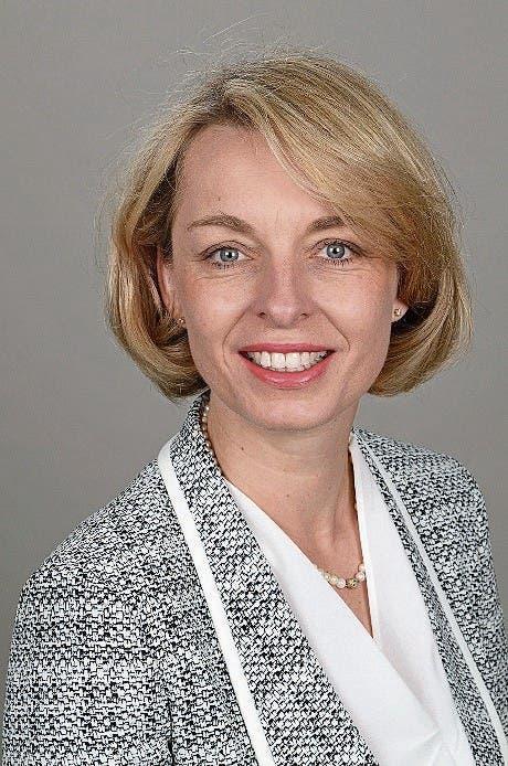 Ursula Nold, Präsidentin Migros-Delegiertenversammlung. (Bild: PD)