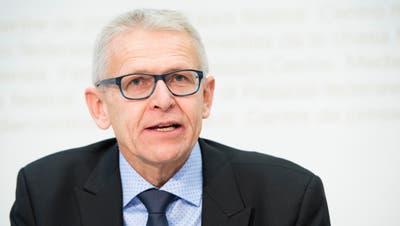CVP-Nationalrat Leo Müller. (Bild: KEY)