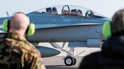 Sicherheit versus Ruhe: Luftwaffe fliegt ab sofort 100 zusätzliche Trainingsflüge in der Nacht