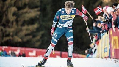 Tour de Ski: Mit dem Grossvater auf die Alp