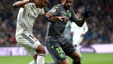 Schwerer Rückschlag für Real Madrid