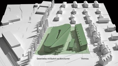 Anders Stokholm bezeichnet Twerenbold-Projekt als Paradebeispiel für Frauenfelder Stadtentwicklung