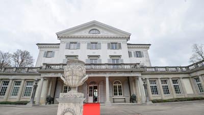 Das Schloss Eugensberg steht zum Verkauf. (Bild: Donato Caspari)