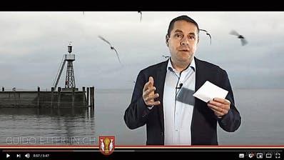 Mit Youtube zum Rorschacher Stadtpräsidium