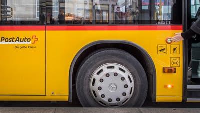 Der Bus gibt Anlass zu viel Kritik in Roggwil. (Bild: Urs Bucher)