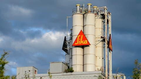 Sika tätigt Milliardenakquisition in Frankreich