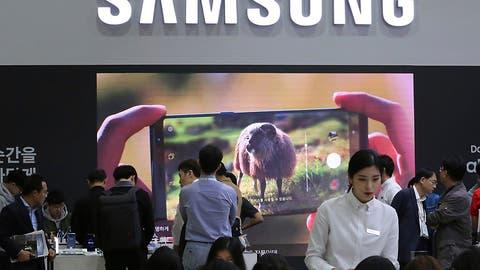 Samsung verdient deutlich weniger - Probleme im Chipgeschäft