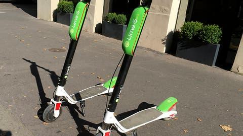 Über 500 E-Trottinetts von Lime müssen in die Werkstatt