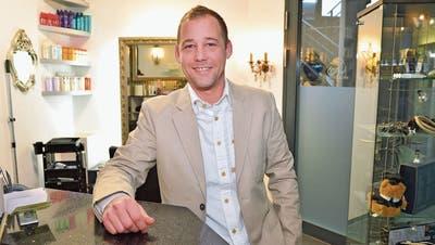 Ein Berger Bub mit Unternehmergeist kandidiert fürs Präsidium