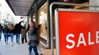 CS-Studie: Schweizer Detailhandel ist 2018 nur leicht gewachsen