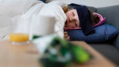 Grippe breitet sich in der Schweiz aus