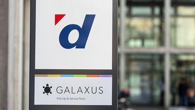 Digitec Galaxus kratzt an der Umsatzmarke von 1 Milliarde Franken