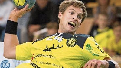 Tobias Wetzel kam von Fides zu St.Otmar. (Bild: Benjamin Manser)
