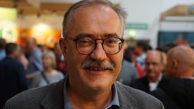 Erich Kutter, 57-jährig, kommt aus Appenzell. (Bild: Sandro Büchler)