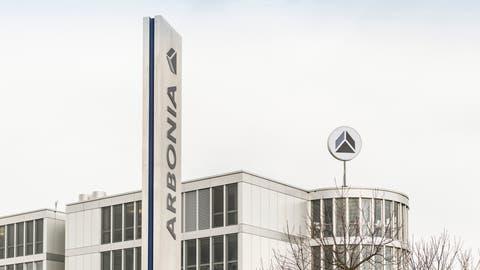 Das Arbonia-Corporate-Center in Arbon. (Bild:Hanspeter Schiess)