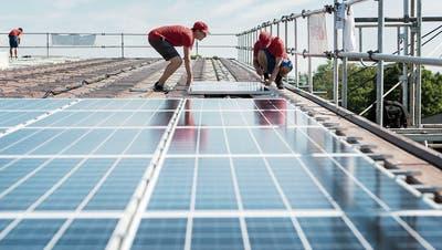 Mister Geothermie wirbt für Solarstrom auf Einfamilienhäusern von Mörschwil bis Rorschach