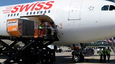 Swiss transportiert im September 6,4 Prozent mehr Passagiere
