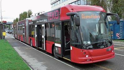 VBSG testet weiterenBatterietrolley - bald ist klar, wer den Zuschlag für den 25 Millionen-Franken-Auftrag erhält