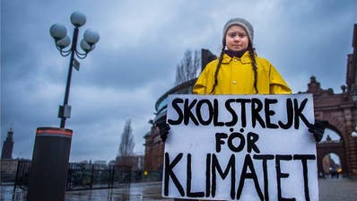 Gewinnt Greta Thunberg heute den Friedensnobelpreis? (Bild: REUTERS)