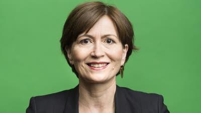 Grünen-Präsidentin Regula Rytz. (Bild:Gaetan Bally/Keystone)