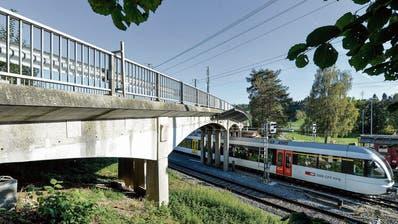 Die SBB wollen die Passage über die IC-Linie in Gossau abbrechen und neu bauen