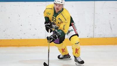 Diesmal erzielte Adam Rundqvistim Powerplay den alles entscheidenden Treffer. Er fiel wie schon am Samstag zu Beginn des zweiten Drittels. (Bild: Mario Gaccioli, 18. August 2019)