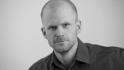 Andri Rostetter, stv. Chefredaktor und Ressortleiter Ostschweiz