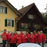 Der Hufeisenklub 86 St.Gallen ist der älteste Hufeisenklub der Schweiz. (Bild: PD)