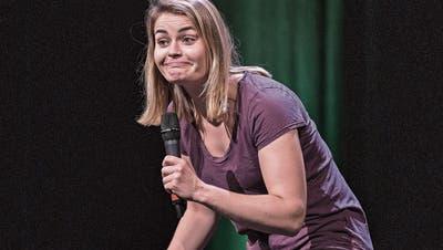 Hazel Brugger testet an den «Soorser Comedy Täg» die Grenzen aus