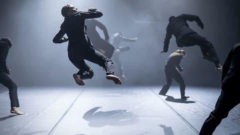 Tanzkompanie mit neuer Mannschaft, neuem Look und neuem Repertoire