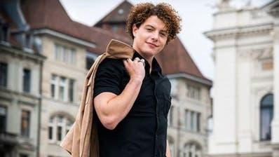 Lucas Fischer steht nun öfters als Sänger auf der Bühne. (Bild: Screenshot instagram.com)