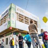 Viele Thurgauer Unternehmer präsentieren sich jeweils an der Wega. (Bild: Andrea Stalder)