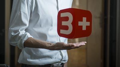 CH Media übernimmt die 3 Plus-Sendergruppe – und wird zum grössten, privaten TV-Anbieter