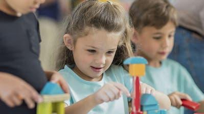 Kinder lernen spielend Deutsch: Deshalb soll Sprachförderung in der Stadt St.Gallen möglichst früh stattfinden