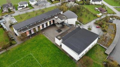 Vor den Sommerferien eskalierte in Wigoltingen die Situation zwischen Lehrern und der Schulleitung. Sieben Seklehrer kündigten. (Bild: Reto Martin, 4. April 2019)