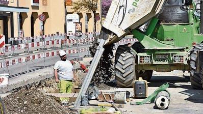 Zentrum Wattwil: Die zweite Bauetappe steht bevor