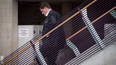 FDP-Nationalrat Hansjörg Brunner muss nach zwei Jahren wieder aus Bundesbern abtreten. (Bild: Reto Martin)