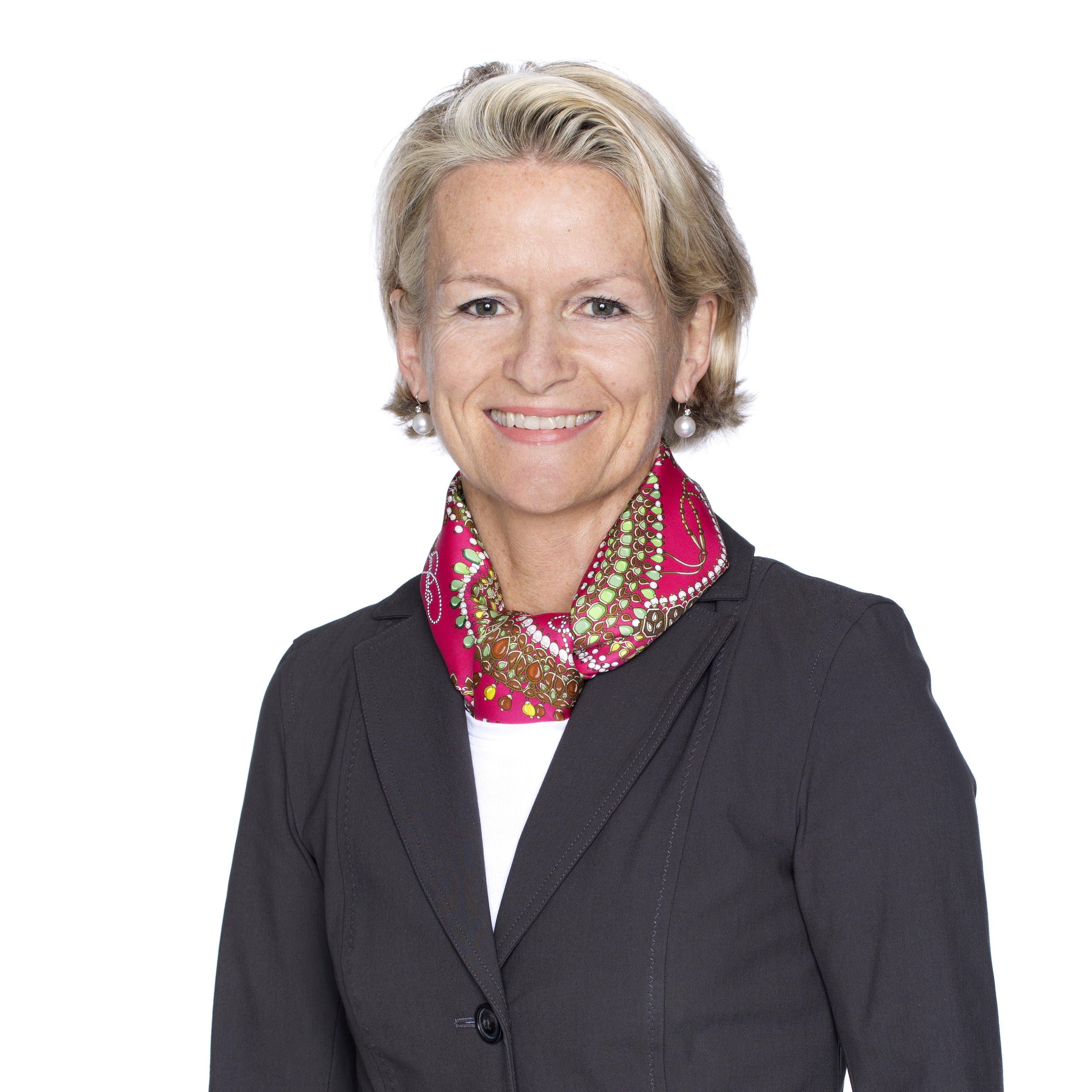 Andrea Gmür, CVP: Nicht gewählt. Erhaltene Stimmen: 54'861. (Bild: David Avolio)